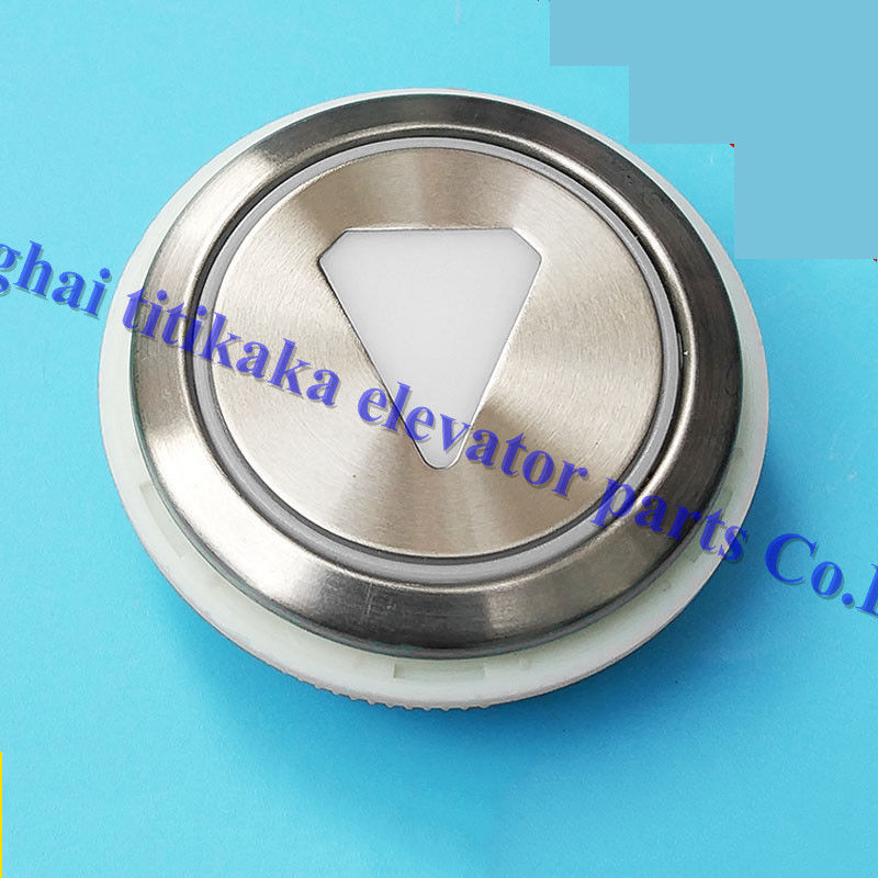 N180G01 KONE Elevator Push Button Stainless Steel Elevator Spare Parts