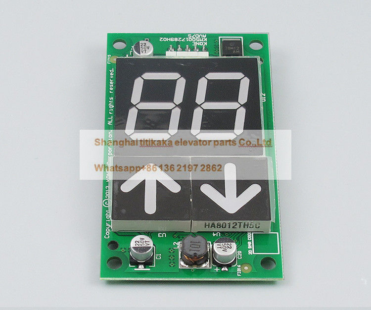 HOP Display Board KM863190G01 , KONE Elevator Replacement Parts